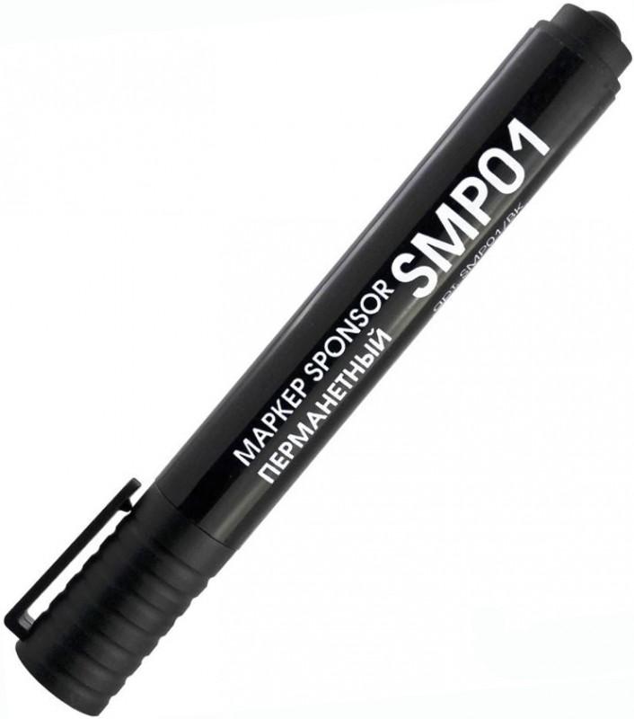 Сколько стоит перманентный маркер черный